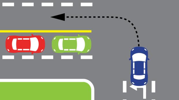 Handy tips for nervous learner driver